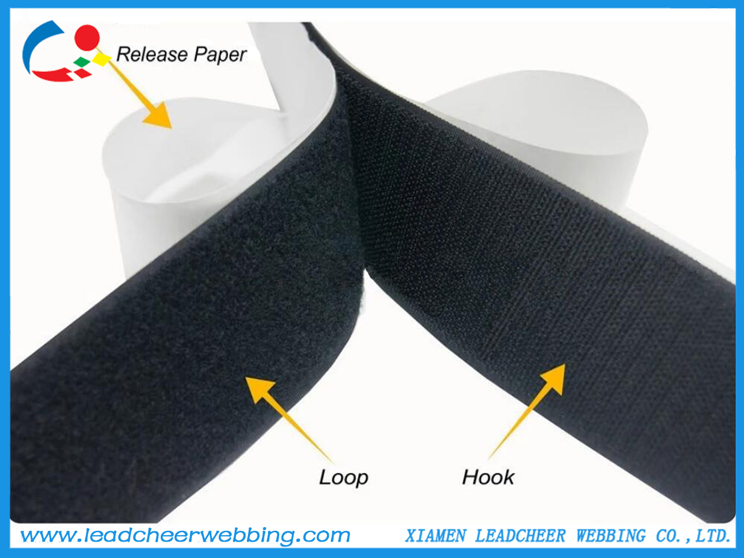 adhesive backed velcro