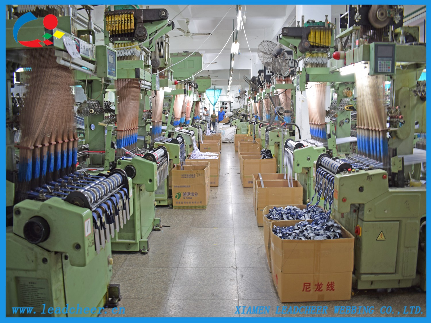polyester webbing straps factory