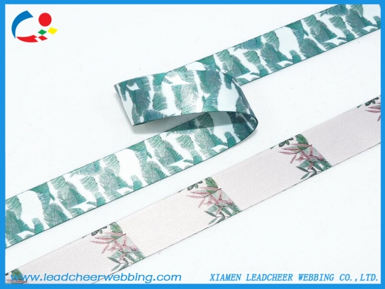 Customized Design Sublimation Printing Webbing